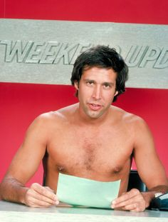I'M CHEVY CHASE AND YOU'RE NOT.