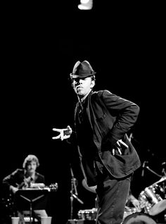 Tom Waits photographed by Scott Newton