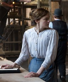 Carey Mulligan as Maud Watts in #Suffragette | Transmission Films