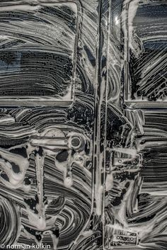 Norman Kulkin, N-Series 2014: Black Door Hand Work