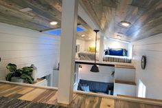 Family of 4 living in a tiny house.  It is possible!