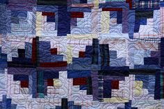 Mamaka Mills Recycled and Custom Memory Quilts: Recycled Men's ...