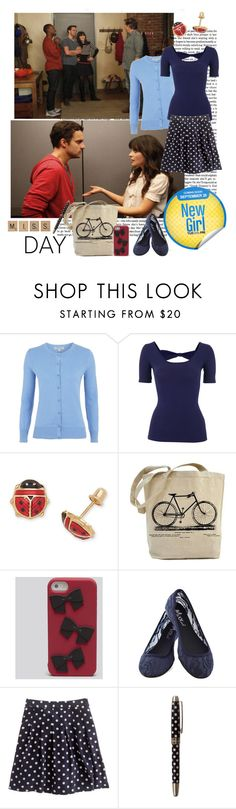 """""""hey girl whatcha doin"""" by priscilla12 ❤ liked on Polyvore featuring Zooey, Episode, Debenhams Classics, CC SKYE, Kate Spade, J.Crew, women's clothing, women, female and woman"""