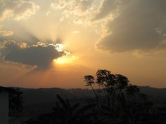 Glorious Sunset  Manzini, Swaziland