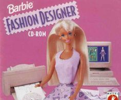 Barbie Design Clothes Games Remember This Computers Games