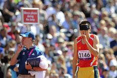 Paralympics stadium silent for blind long jump   The News Tribe