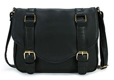 New Trending Cross Body Bags: Scarleton Decorative Front Belt Crossbody Bag H172501 - Black. Scarleton Decorative Front Belt Crossbody Bag H172501 – Black  Special Offer: $19.99  311 Reviews The Scarleton Decorative Front Crossbody Bag is a classic handbag, an ever-ready accessory for work or play, spacious and economically priced. This vintage style purse has enough...