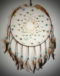 Check out this item in my Etsy shop https://www.etsy.com/listing/225218791/huge-dream-catcher-native-american #craftshout 0313