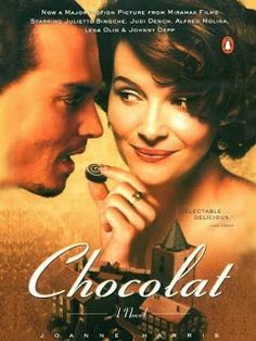Chocolat - 31 Days of Great Books - Book 23