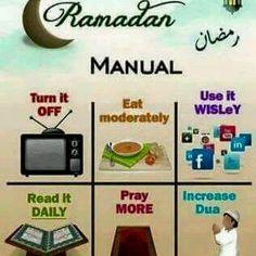 Ramadan Manual - Islam for Muslims - Nigeria Ramadan 2016, Ramadan Tips, Ramadan Day, Ramadan Activities, Ramadan Crafts, Muslim Ramadan, Islam Muslim, Islam Quran, Muslim Holidays