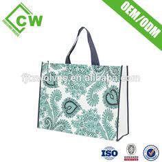 collapsible shopping bag for wide application