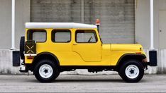 Have something similar for sale? List it here on Barn Finds! Jeep Cj6, Old Jeep, Jeep Pickup, Jeep Wrangler, Vintage Jeep, Vintage Cars, Jeep Unlimited, Jeep Scrambler, Toyota Fj40