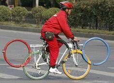 Olympic bike @madrid2020ES