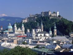 Salzburg, Austria so I could see the home of the Von Trapp family