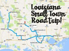 So take a day or two to explore some of the most beautiful small towns in Louisiana.