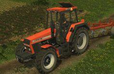 Ursus 1634 Mod for Farming Simulator 15