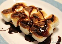 Smores Dessert from the 50s Prime Time Cafe at Hollywood Studios