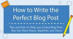 8 Key Principles of Writing A Perfect Blog Post - SABTrends' Blog