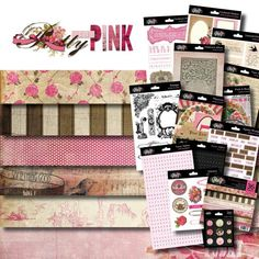Pretty in Pink- Glitz Design