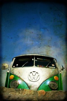 VW bus photo
