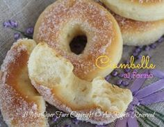 Crisp donuts to potatoes recipe oven without my knowing how to do Donut Recipes, Cookie Recipes, Dessert Recipes, Casa Pizza, Baked Potato Recipes, Baked Potatoes, Greek Desserts, Sugar Cookies Recipe, Sweet Cakes