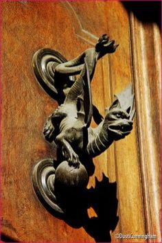 Door knockers unique 93