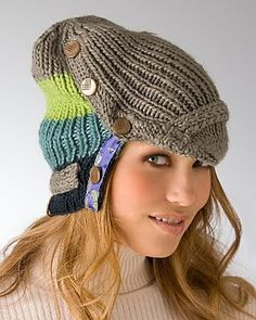 6f69916203a 29 Best Cute Knit Hats images