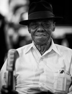Willie Perkins, a.k.a. Pinetop Perkins,1913-2011, Legendary Blues Pianist from Belzoni