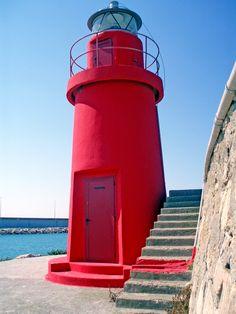 Imperia, Oneglia Lighthouse, Italy