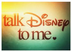 """Give me a call or drop me an email and """"talk Disney to me!""""  Let me plan your next Disney vacation.  Richele@aywvacations.com or www.facebook.com/AsYouWishVacationsLlcRicheleBohm"""