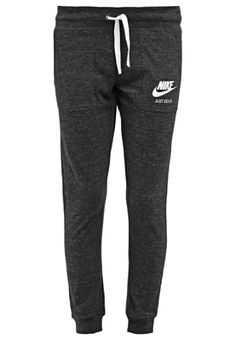 GYM VINTAGE - Jogginghose - black