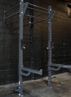 Torque Fitness Wall Mount X-Rack Warrior