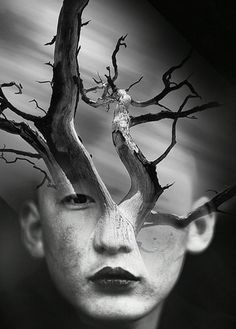 A great series combing landscapes, trees and rivers with portrait photography. Dream Portraits is by Spanish artist and creative photographer Antonio Mora. Double Exposure Photography, White Photography, Nature Photography, Photography Backdrops, Photography Hashtags, Levitation Photography, Abstract Photography, Photomontage, Mago Tattoo