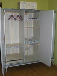 Cinco ideas para tunear un armario   Hacer bricolaje es facilisimo.com