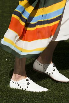 Tory Burch at New York Spring 2018 (Details)
