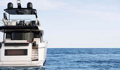 Adler Yacht new Ceo and updated Suprema full carbon full hybrid in Cannes