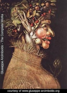 Giuseppe Arcimboldo - Summer 1563