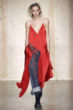DKNY   Ready-to-Wear - Autumn 2016   Look 38
