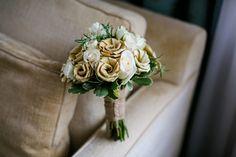 Bridal Bouquet   Palmetto Roses   Charleston Harbor Resort   Charleston Wedding by Dana Cubbage Weddings