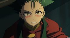 Magi - Adventures of Sinbad. - Drakon  looks so cute when he's blushing.