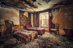 Once a classy hotel | Flickr - Photo Sharing!