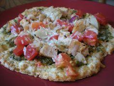 SCD Pizza Crust    2 c. almond flour  2 eggs  1/4 tsp. Italian Seasoning  1/8 tsp. garlic powder (optional)  pinch of salt
