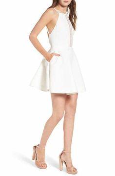 Keepsake the Label Do It Right Minidress