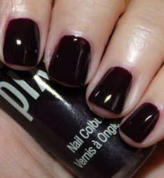 Pixi Nail Polish in Deepest Dahlia from Vampy Varnish