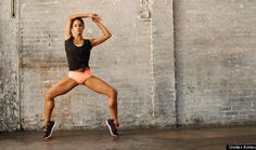 To those who say that ballet (along with cheerleading, gymnastics, etc.) isn't a sport, one athletic attire company would beg to differ:Under Armourjust signed American Ballet Theatre soloist Misty Copeland as a spokesperson, and her awesome photos