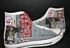 Le migliori 32 immagini su Custom shoes   Scarpe