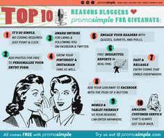 Blogger Stuff...
