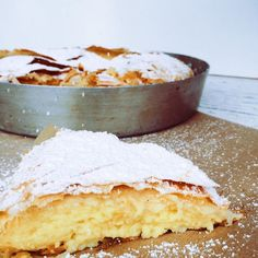 Bougatsa is a traditional Greek sweet, which can be eaten any time of the day and you will find it served for breakfast at most bakeries and cafes around all parts of Greece!