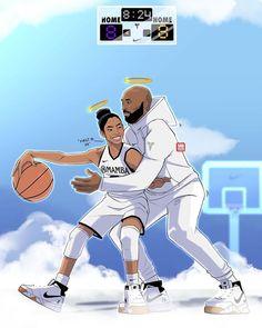 Basketball tips and ideas Kobe Bryant Family, Lakers Kobe Bryant, Basketball Art, Love And Basketball, Basketball Videos, Basketball Workouts, Basketball Birthday, Bryant Basketball, Kentucky Basketball