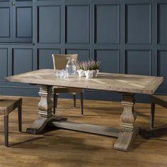 Hamilton Pedestal Table, 200cm